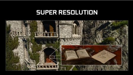 Nvidia Geforce Gtx 1080 Nvidia Ansel Super Resolution