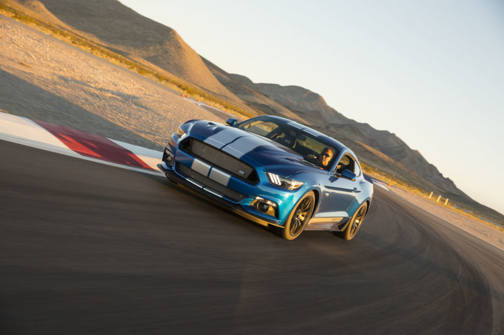 Foto de Ford Mustang Shelby GTE 2017 (2/13)