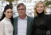 ¿Blanco o negro?, Cate Blanchett y Rooney Mara siembran la duda en Cannes