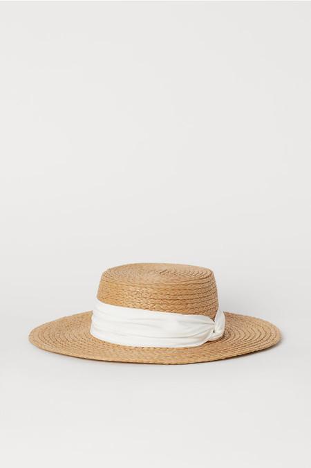 Sombrero Paja Ppanuelo H M