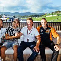 Ahora ya es oficial: Jorge Martín pilotará una KTM de Moto2 en 2019