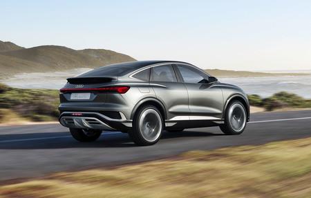 Audi Q4 Sportback e-ron Concept