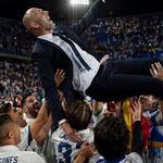 El Real Madrid también ganó la liga en redes sociales
