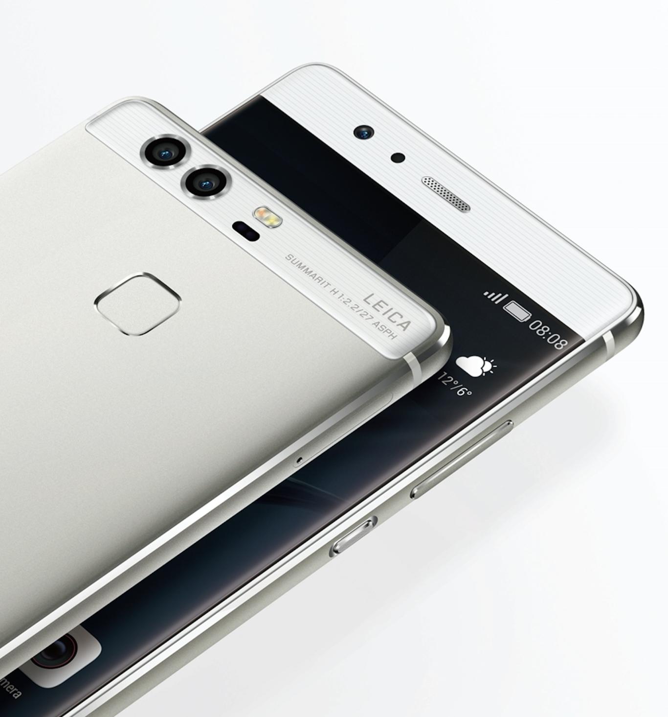 Leica y Huawei en el P9