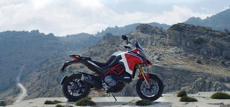Ducati Multistrada 1260 Pikes Peak, una trail de altos vuelos con ADN de competición