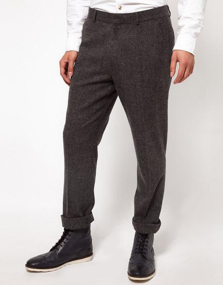 Pantalon Gris Marengo