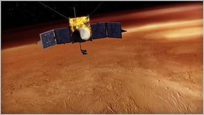 [Vídeo] TimeLapse de la puesta a punto de la sonda Maven, que pronto llegará a Marte