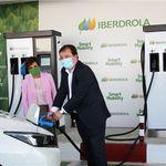 Los coches eléctricos ya cuentan con otra estación de recarga superrápida: Iberdrola 'electrifica' la Autovia de la Plata