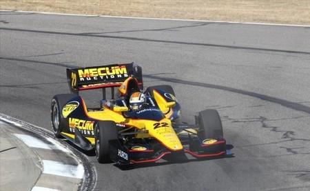 Servià IndyCar 2013