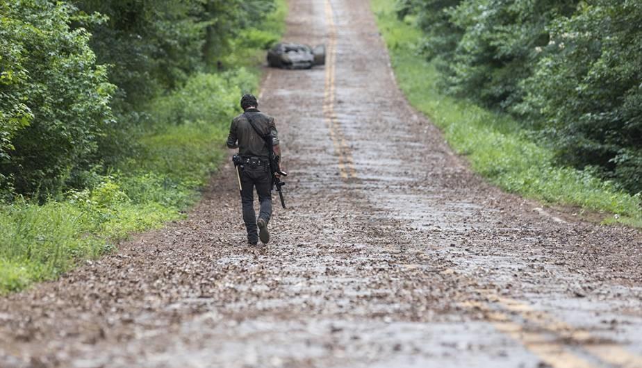 Walking Rick