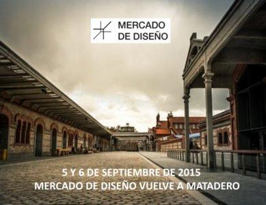 Planazo para el finde: Vuelve el Mercado del Diseño al Matadero