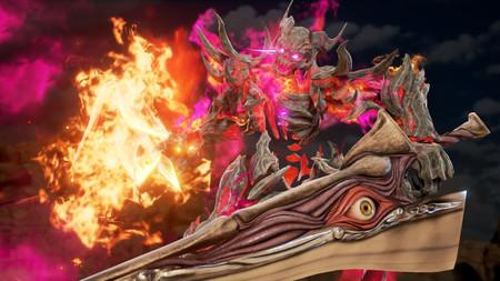 El todopoderoso Inferno será otro de los personajes presentes en SoulCalibur VI