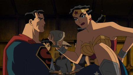 Justice League The New Frontier Screenshot 1