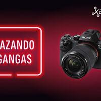 Sony A7 II, Olympus OM-D E-M5 Mark III, realme GT y más cámaras, móviles, ópticas y accesorios en oferta en el Cazando Gangas