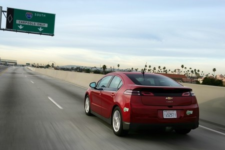 Chevrolet Volt en California
