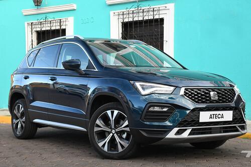 Manejamos el SEAT Ateca 2021, el SUV español se sacude los años con un 'refresh' tecnológico