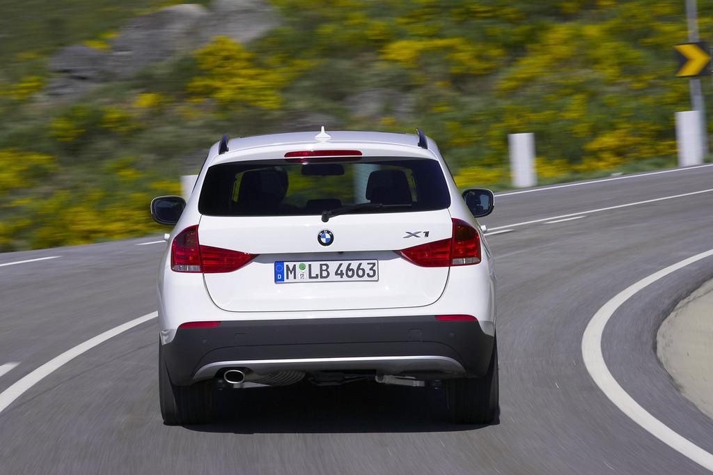 Foto de BMW X1 (28/120)