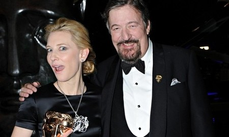 Cate Blanchett y Fry