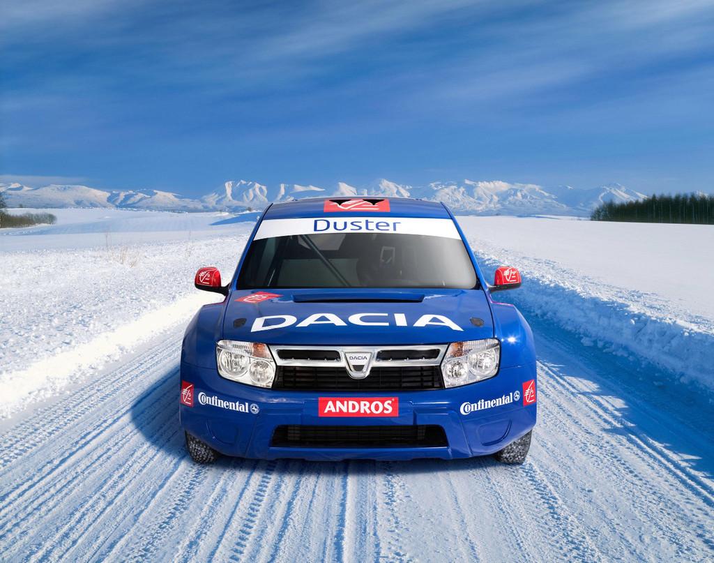 Foto de Dacia Duster (48/50)