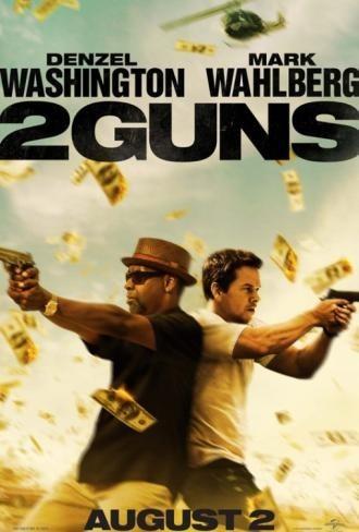 El cartel de 2 Guns