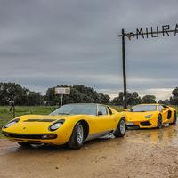 Bastan sólo 6 minutos de vídeo para repasar la intensa historia de Lamborghini desde 1964