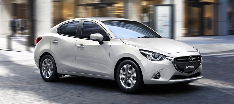 Foto de Mazda 2 Sedán (12/16)