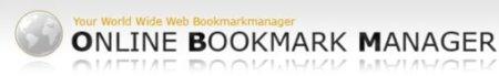 Online Bookmark manager, gestión de marcadores a través de la web