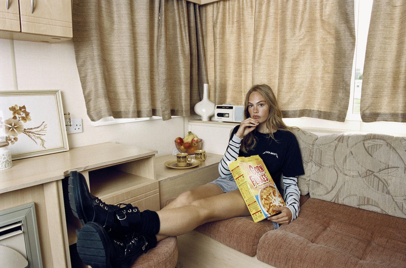 "Foto de Pull & Bear ""Girls, go have fun"" (11/12)"
