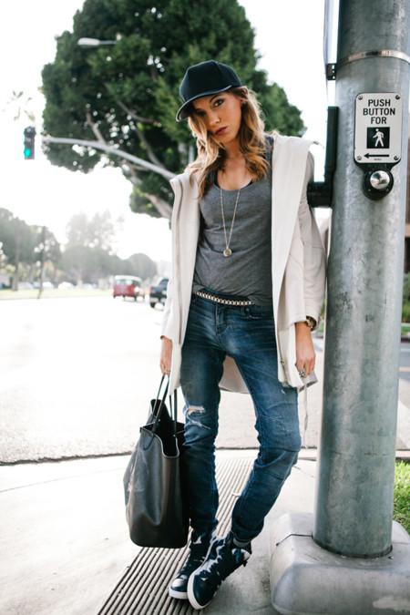 Katie Cassidy, una nueva actriz con blog de moda