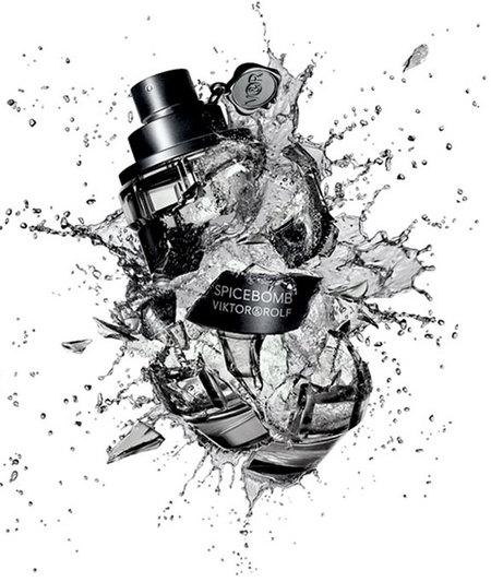 Spicebomb, el explosivo perfume de Viktor & Rolf