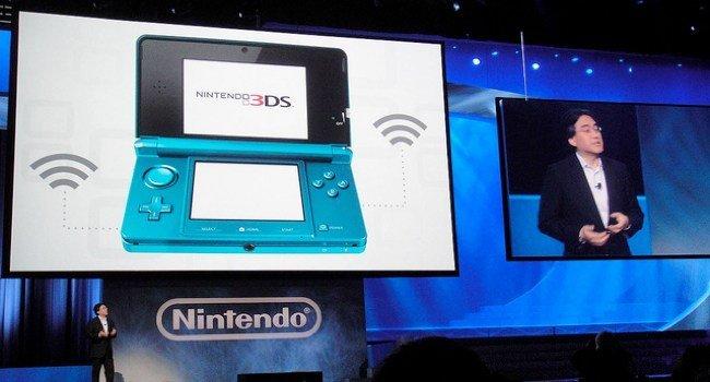 Presentación de Nintendo 3DS en el E3