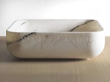 Filigrana, la nueva colección de acabados decorativos para los lavabos de Kreoo