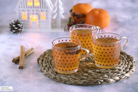 Ponche de manzana y especias sin alcohol: receta reconfortante para alegrar la Navidad
