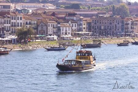 Barco Oporto Barcos En Oporto Paseo Barco Oporto Rabelos 19