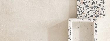 Las rebajas son el mejor momento para hacerte con las tendencias más vanguardistas, como los complementos de terrazo de Zara Home
