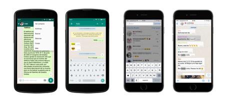 Trucos para WhatsApp: Buscar