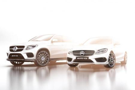 AMG Sport, la nueva gama intermedia de Mercedes-AMG
