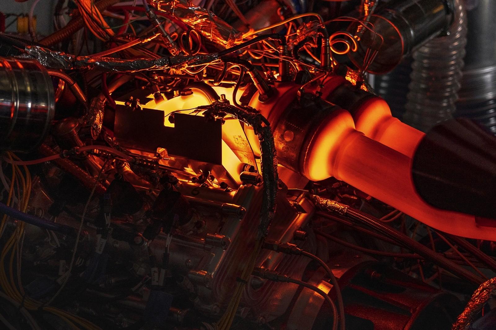 Foto de Aston Martin 3.0 V6 biturbo (1/10)