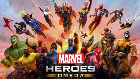 Marvel Heroes Omega, un título free-to-play que llegará a consolas