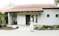 Puertas abiertas: una casa familiar llena de contrastes en Israel