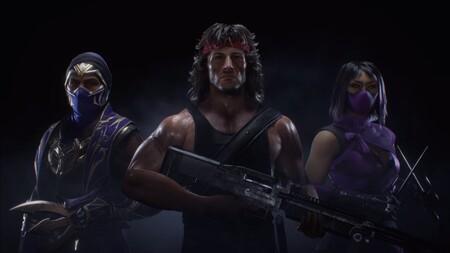 Anunciado Mortal Kombat 11 Ultimate: con Rambo como nuevo personaje y con versiones next-gen
