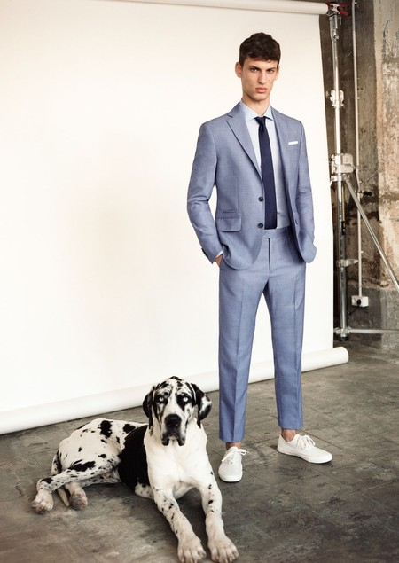Mango Man Tailoring Rules Campaign 3