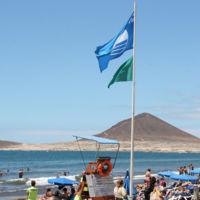 ¿Qué significa la Bandera Azul de una playa?