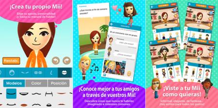 Prueba Miitomo, la primer app móvil de Nintendo [APK]