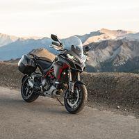 Ducati Multistrada 1260 S Grand Tour: una moto trail de 158 CV aún más premium por 22.890 euros