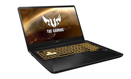 Si buscas un portátil de 17 pulgadas para jugar, en la Gaming Week de Amazon tienes el ASUS TUF Gaming FX705DD-AU017 a un precio estupendo: 699,99 euros