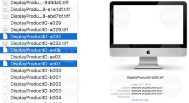 Ya es un secreto a voces: más referencias a nuevos iMac retina de 21,5 y 27 pulgadas en El Capitan