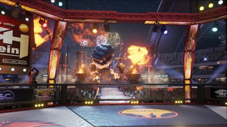 Tekken7 Arena Stage2017
