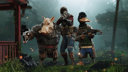 Mutant Year Zero: Road to Eden e Hyper Light Drifter ya están para descargar gratis en la Epic Games Store
