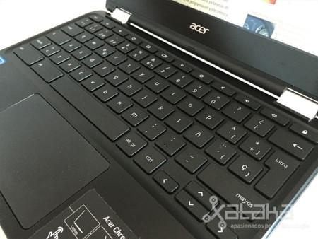 Chromebook Teclado